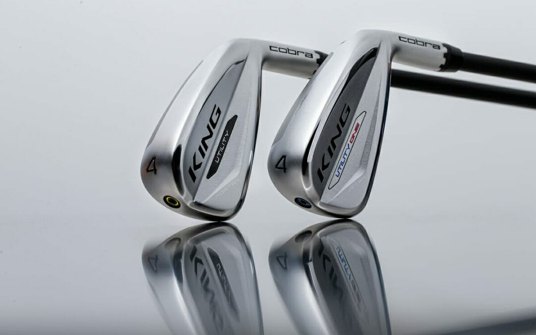 Cobra adds bite to iron offering with King Utility collection