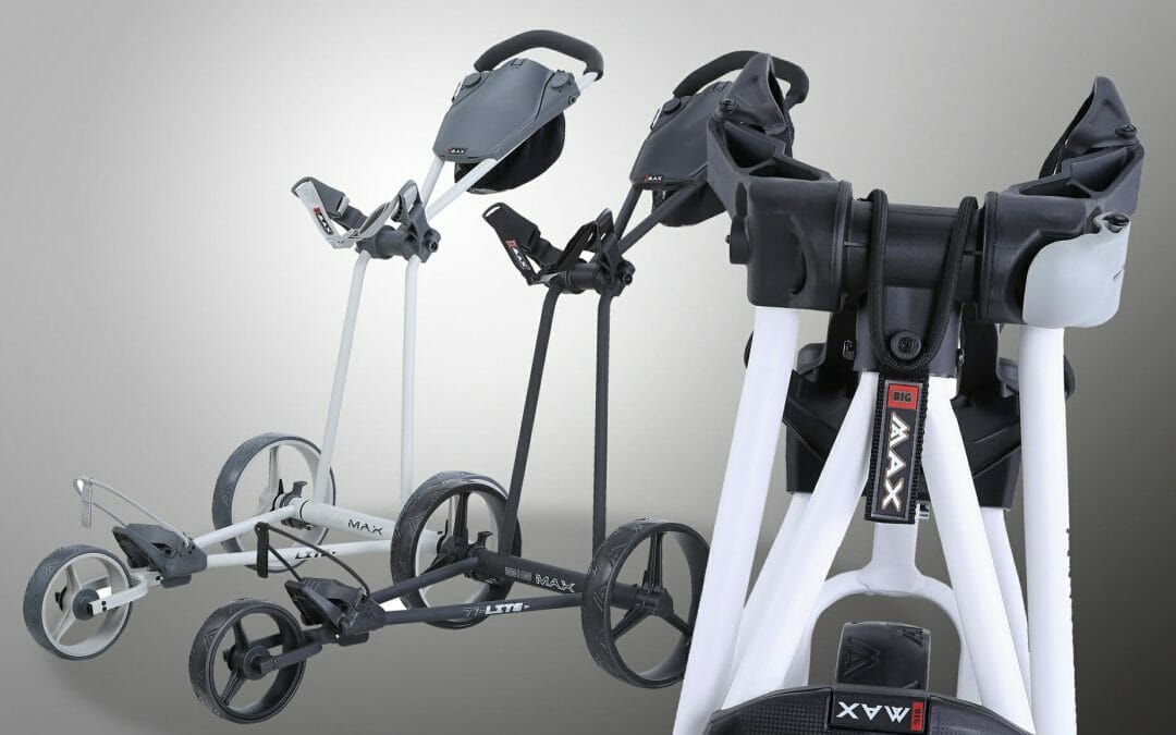 Big Max introduces lightest ever push trolley