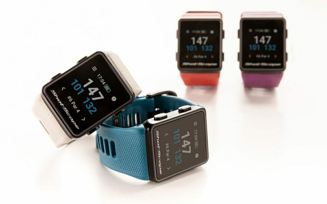 Shot Scope unveils V3 performance tracking and GPS watch