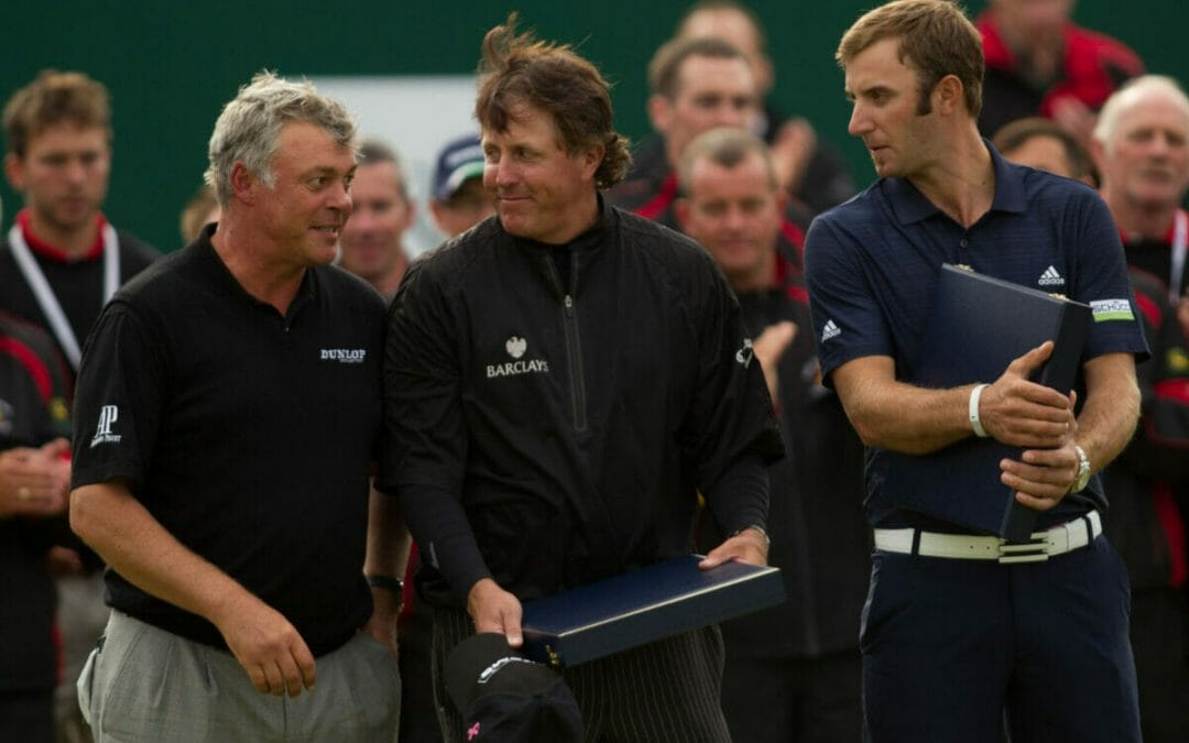 Open Championship's top-5 Greatest Misses – #4