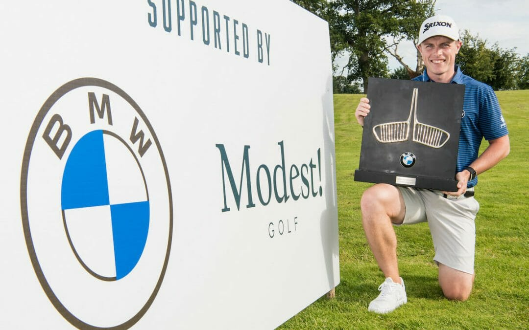 Purcell fires sizzling 67 to land inaugural €10,000 Irish Golfer Shootout