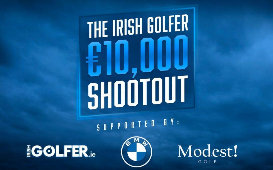 K Club to host €10,000 Irish Golfer Shootout supported by BMW & Modest! Golf