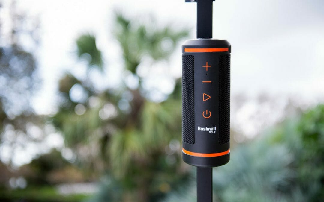 Music to our ears – Bushnell Golf introduces Wingman GPS Speaker