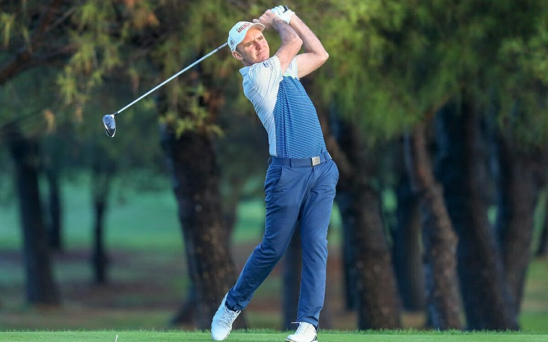 Moriarty warms up with five stroke PGA Pro-am victory