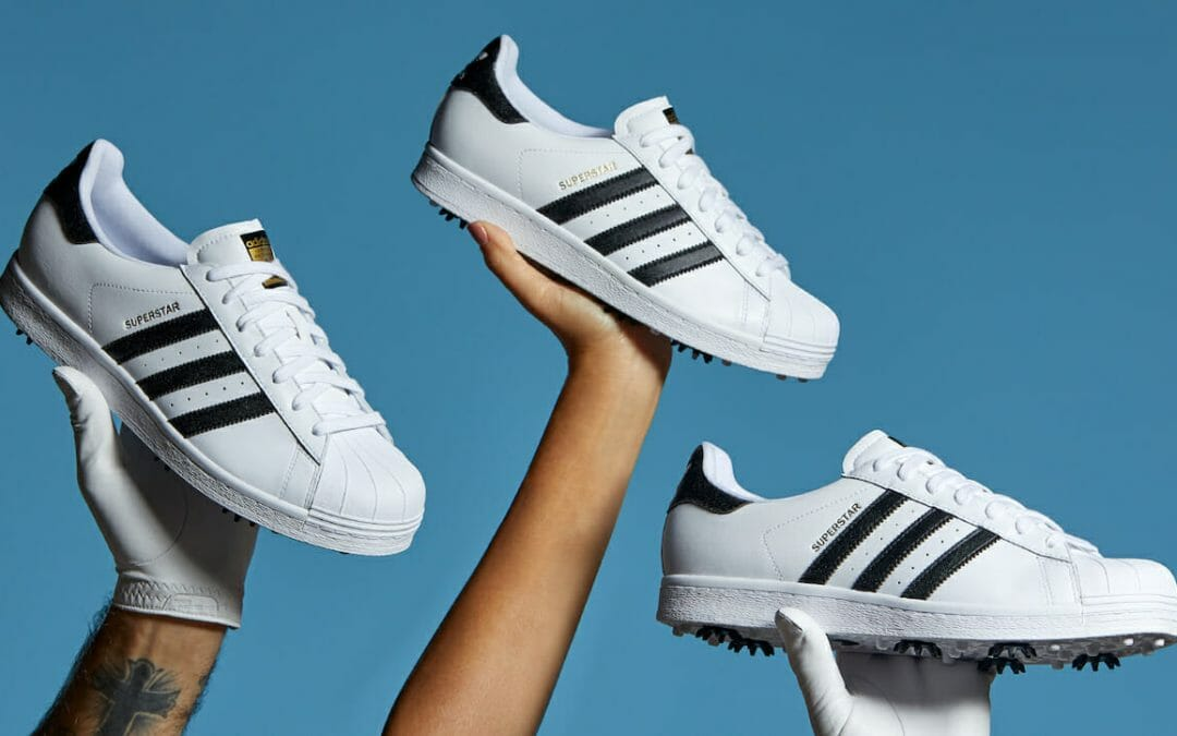 Adidas introduce its iconic Superstar to golf