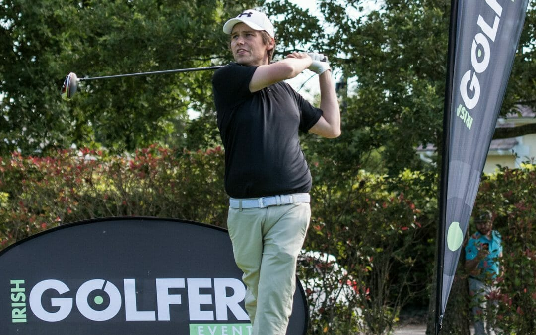 O'Briain delighted with 64 after cruising to Cork Pro-Am win