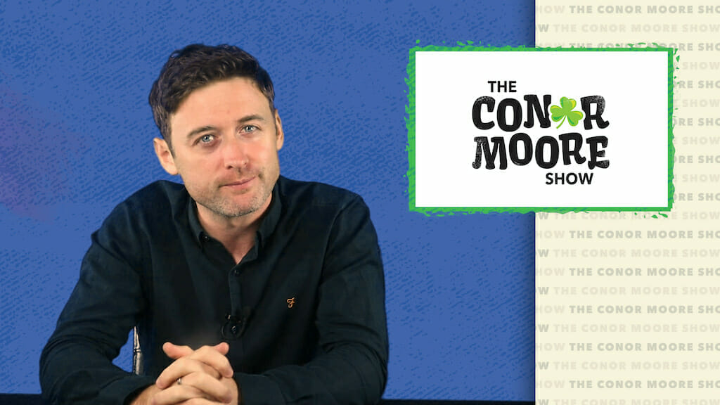 Conor Moore– the voices in my head