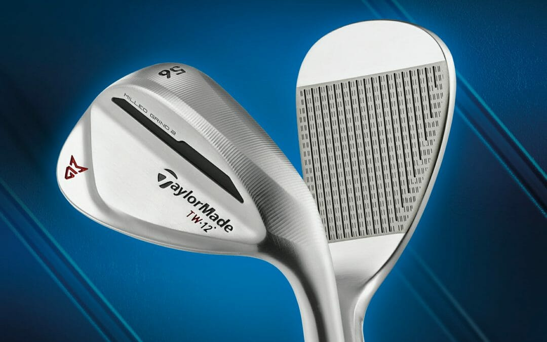 Special edition Tiger wedge added to Taylormade's MG2 line-up