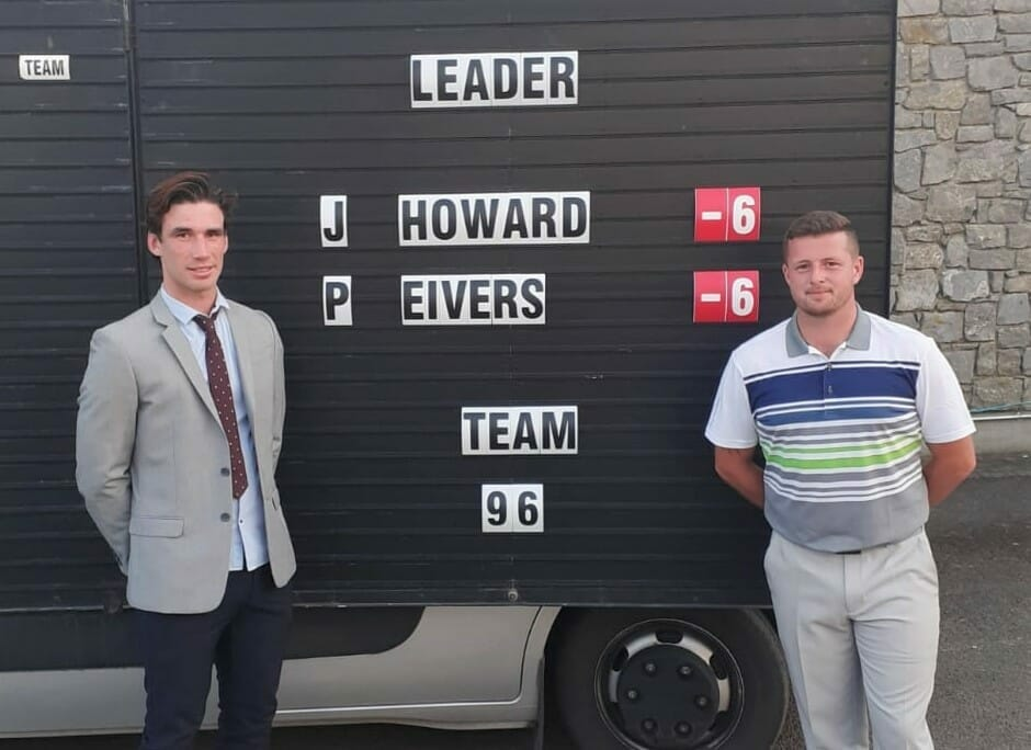 Howard and Eivers share the spoils at Cahir Park