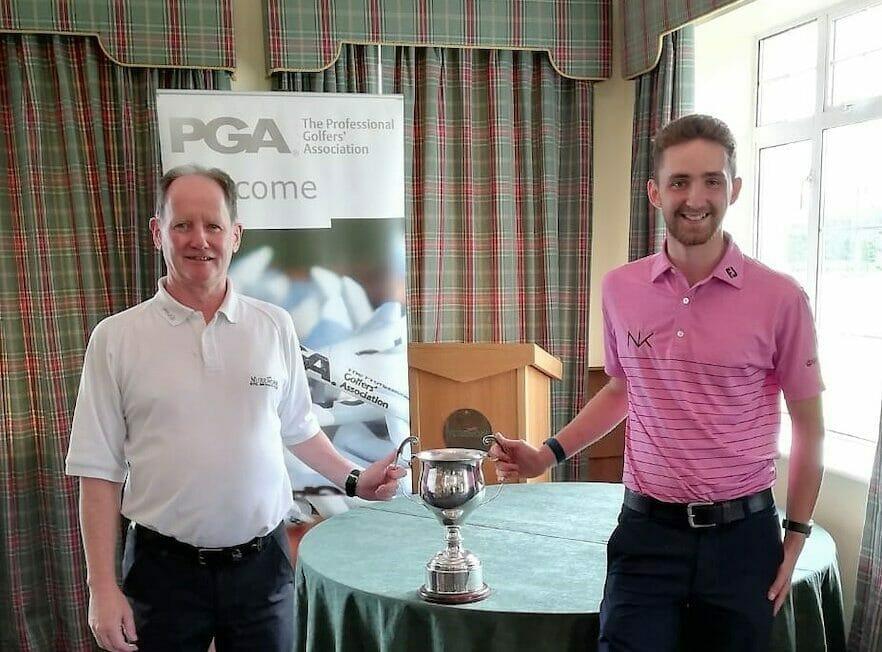 Massereene's Kernaghan delighted to claim Irish PGA Assistantscrown