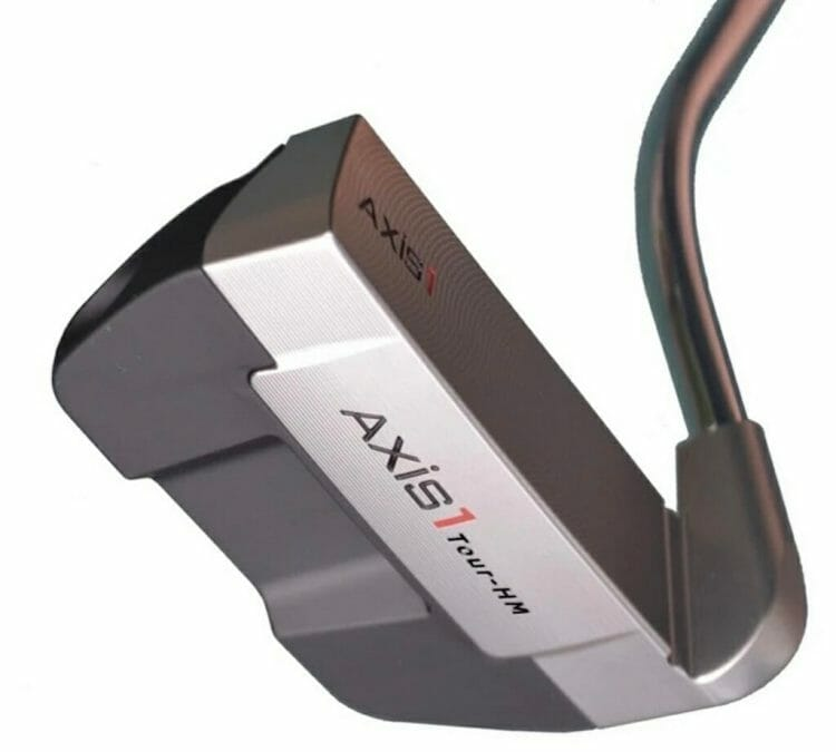 AXIS1 Tour HM putter now available across Europe