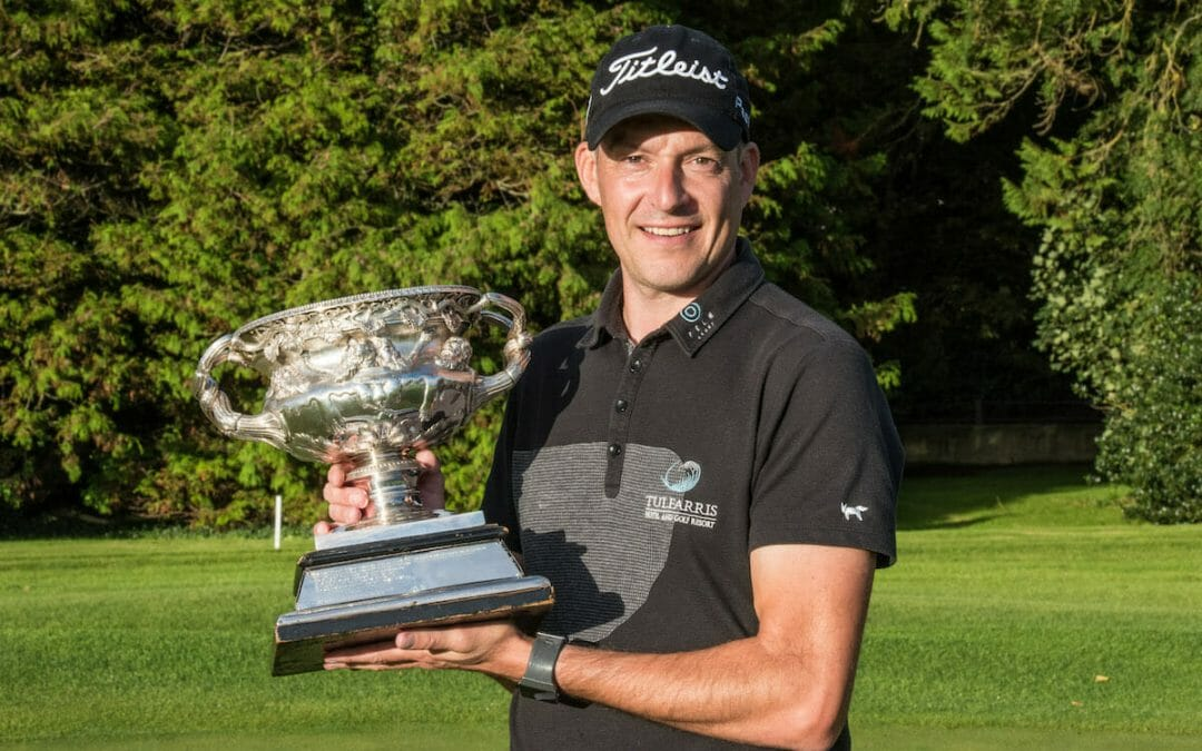 Thornton set to defend Irish PGA Championship title at Carne Golf Links