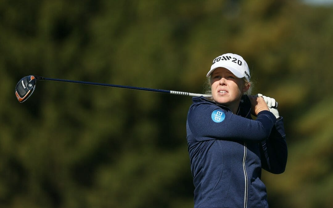 Cold putter stalls Meadow as Hataoka captures title in Arkansas