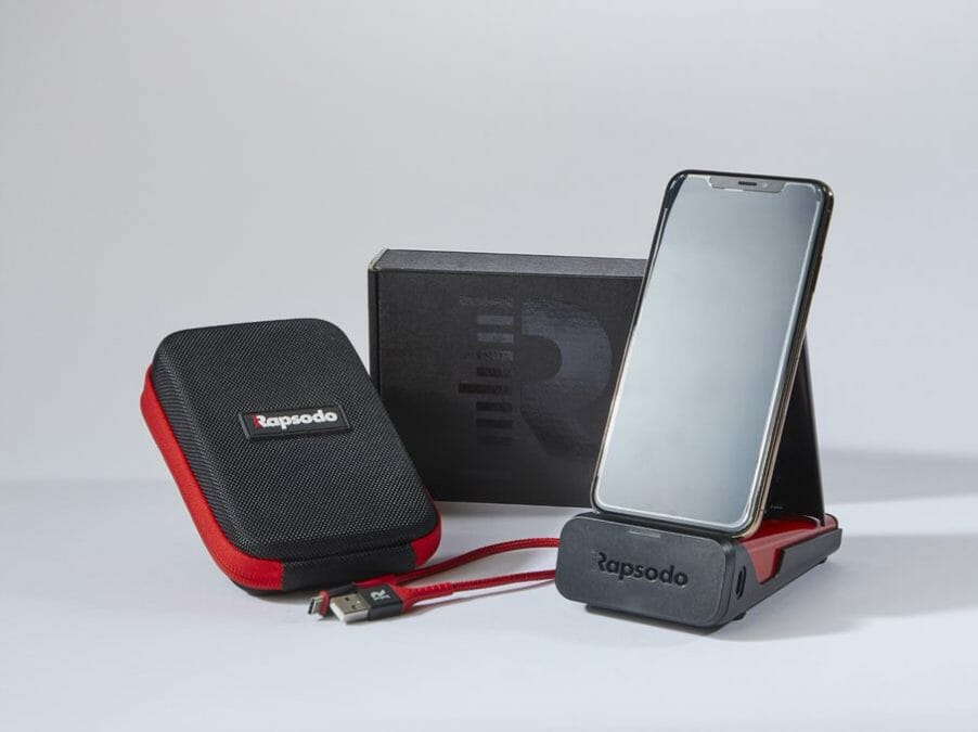 Rapsodo Mobile Launch Monitor – Pro-Level Data in The Palm of Your Hand