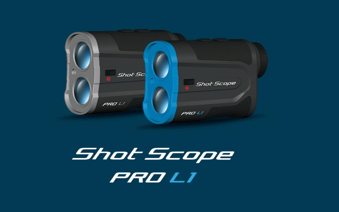 Shot Scope expands into laser rangefinder market with new PRO L1