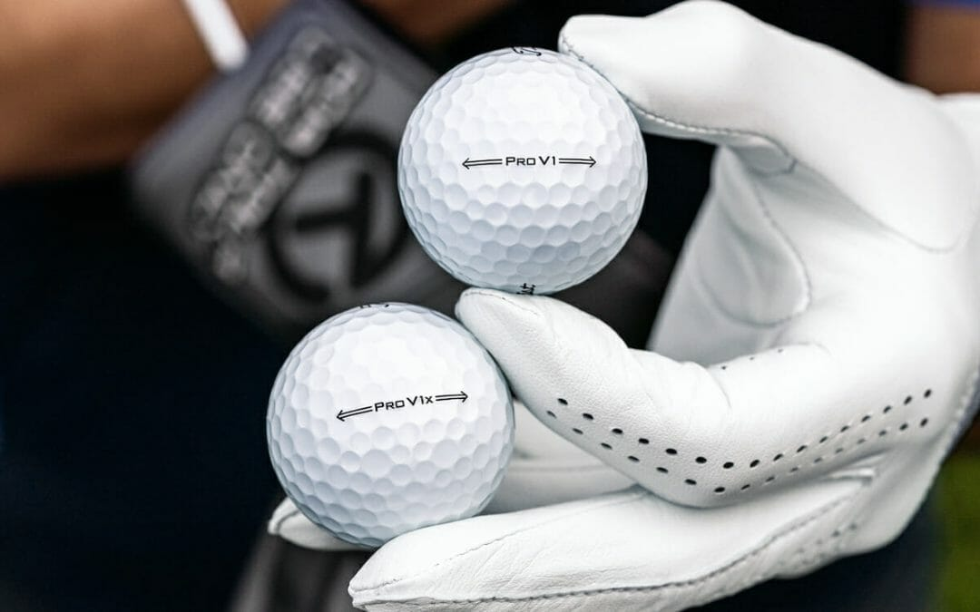 Next generation Titleist Pro V1 and Pro V1x debut on PGA Tour