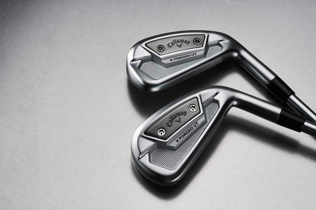 Callaway unveil a new X Forged Utility Iron upgrade for 2021