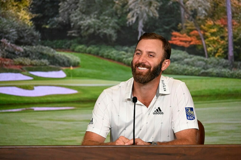 An Ode to Dustin Johnson