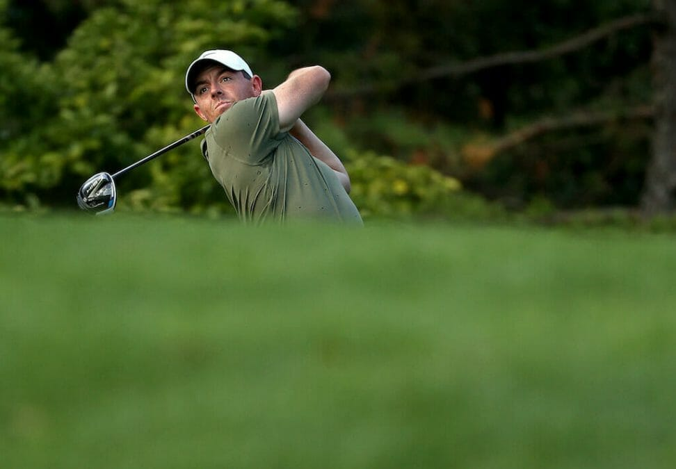 Maybe the Green Jacket isn't tailor made for Rory?