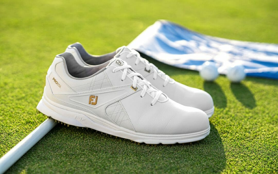 FootJoy bringing the gold standard with limited edition Pro|SL