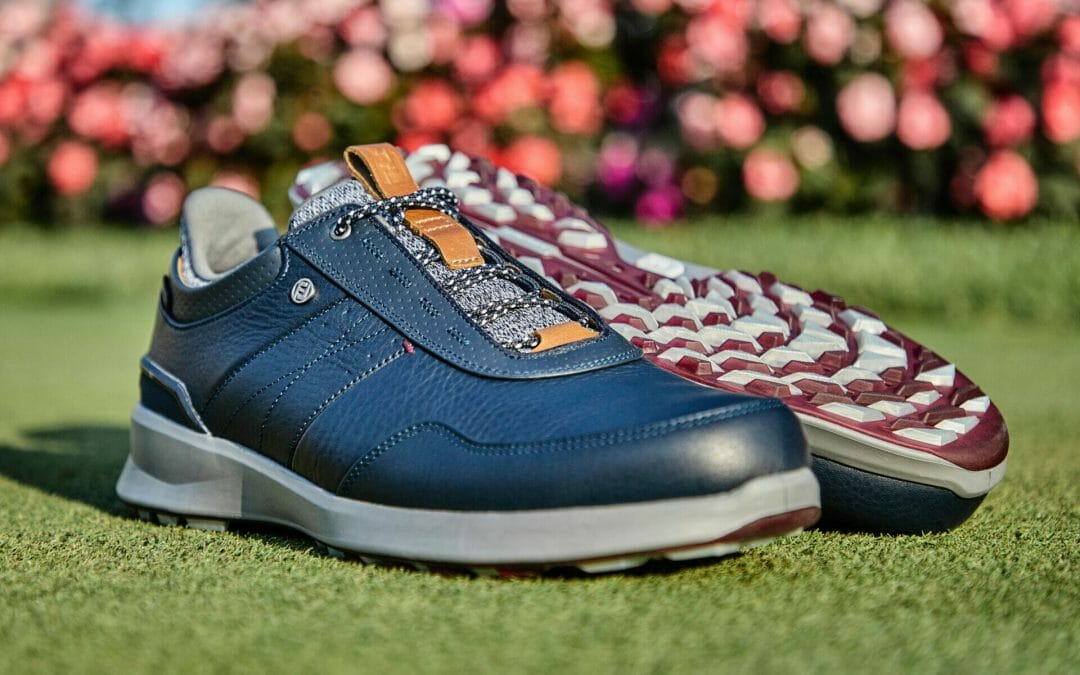 FootJoy launch its new Stratos shoe featuring unbeatable comfort on and off the course