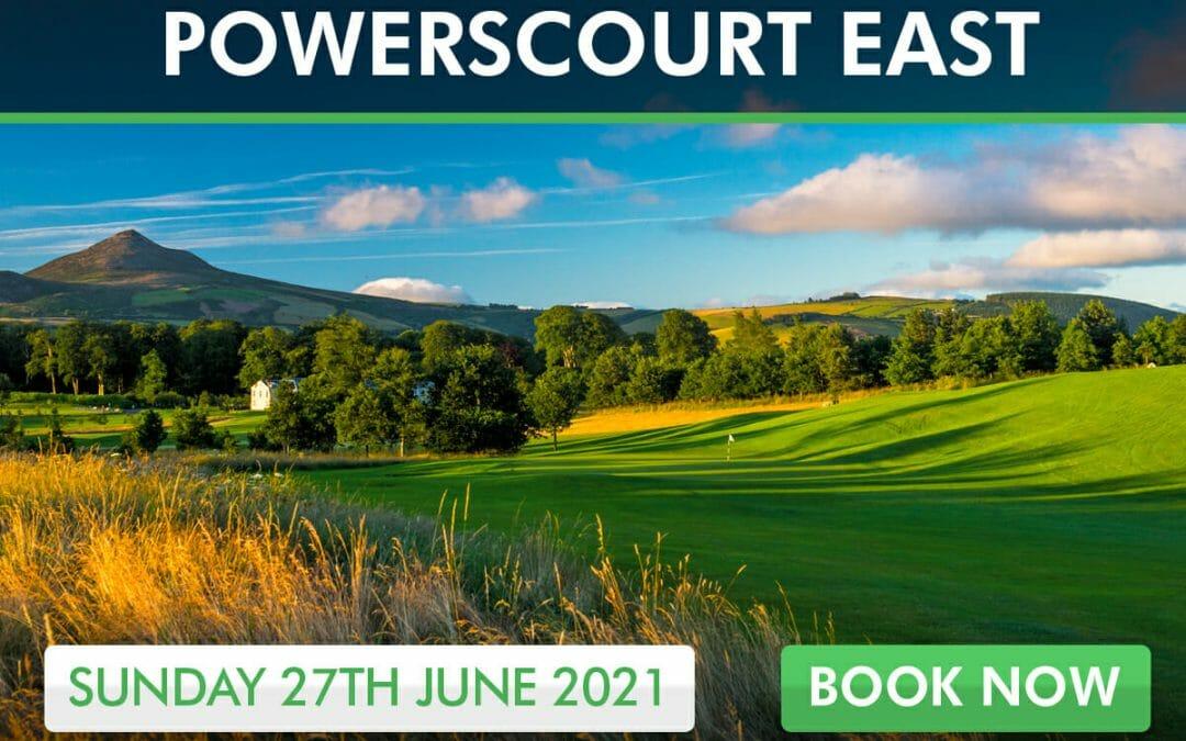 Irish Open Tickets + €5000 in prizes on offer at Powerscourt