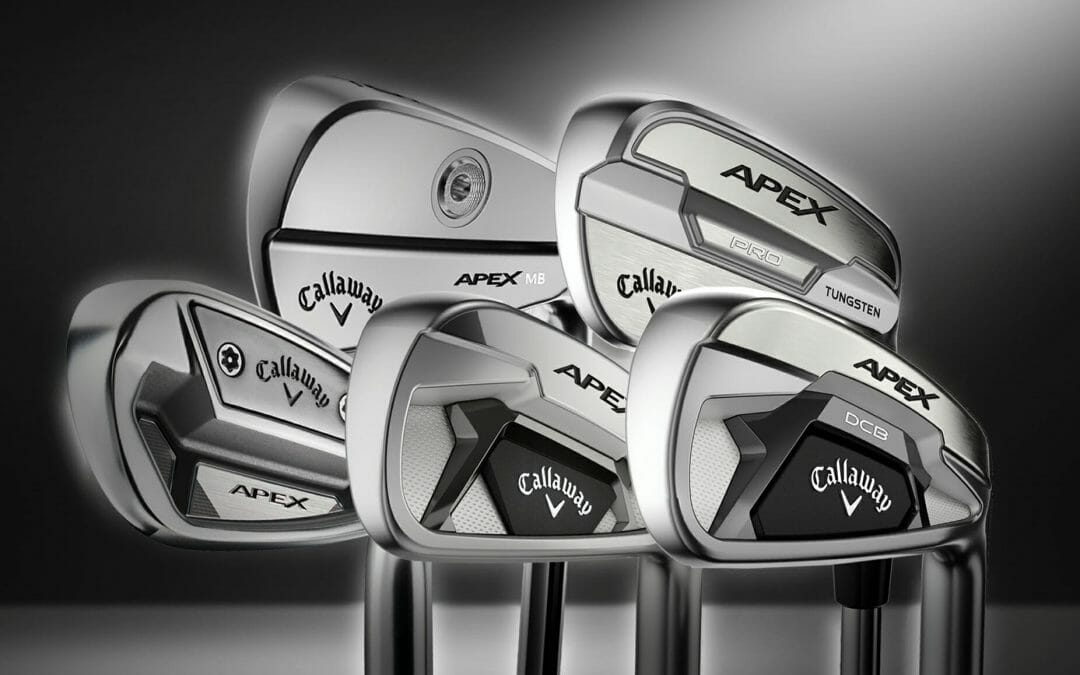 Callaway Golf welcomes new APEX iron family