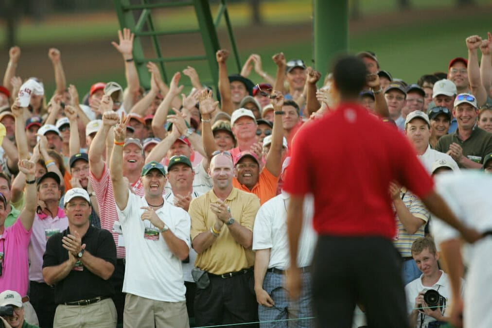 Golf needs the noise back
