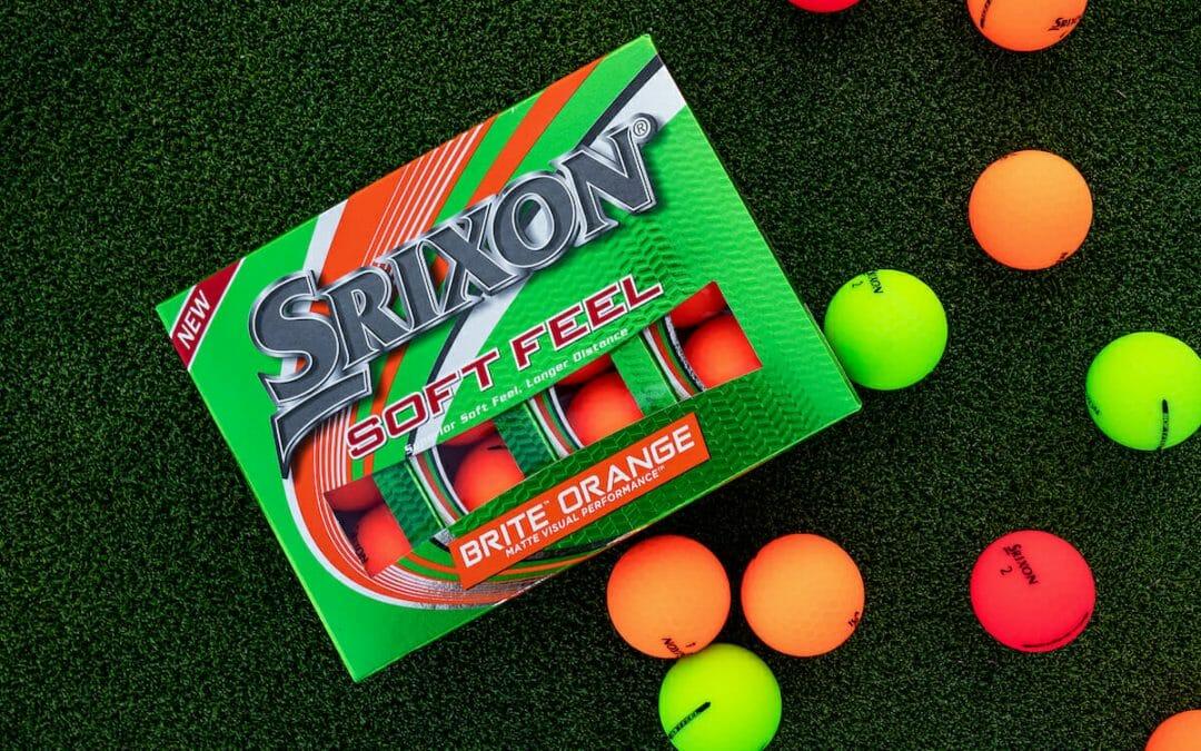 Srixon unveils all-new Soft Feel Brite golf ball