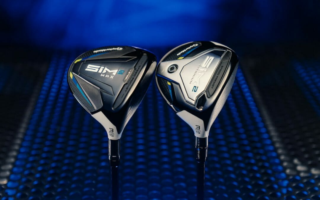 TaylorMade introduces the new family of SIM2 Fairways
