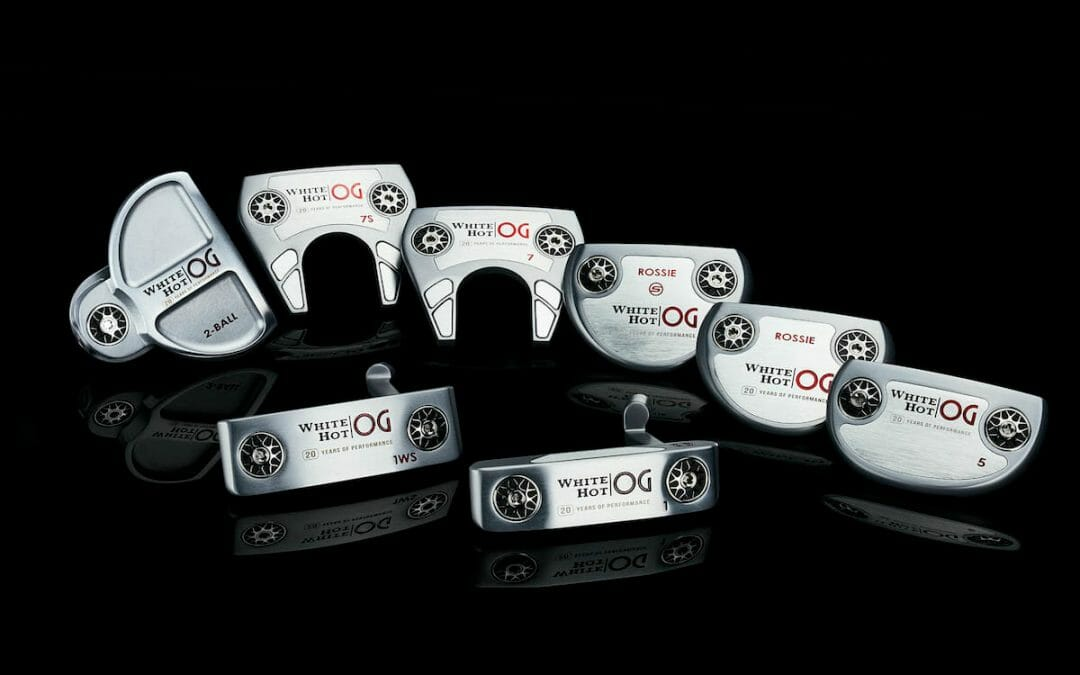 Odyssey Golf introduces new White Hot OG putters