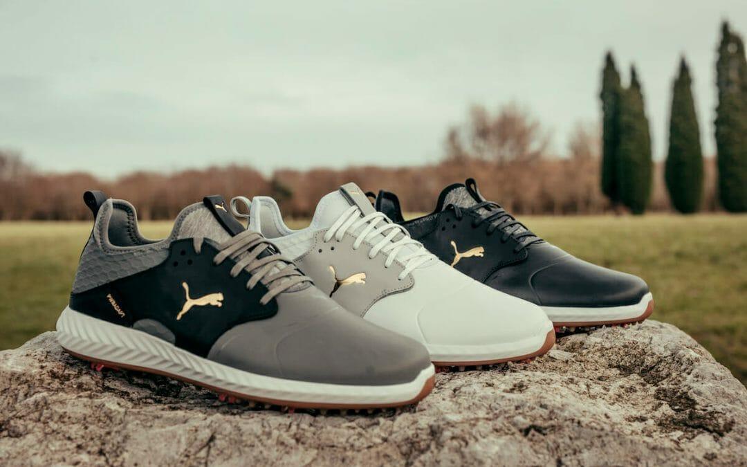 Puma Golf unveil new Ignite Caged Crafted footwear
