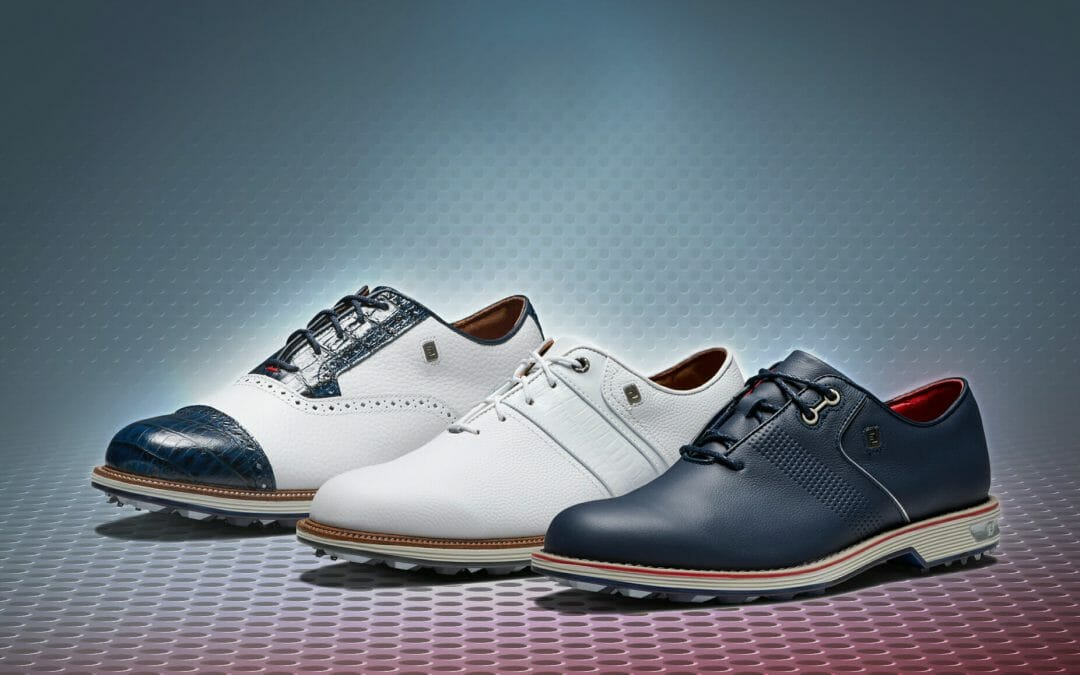 The FootJoy Premier Series. Inspired by then, supercharged for now