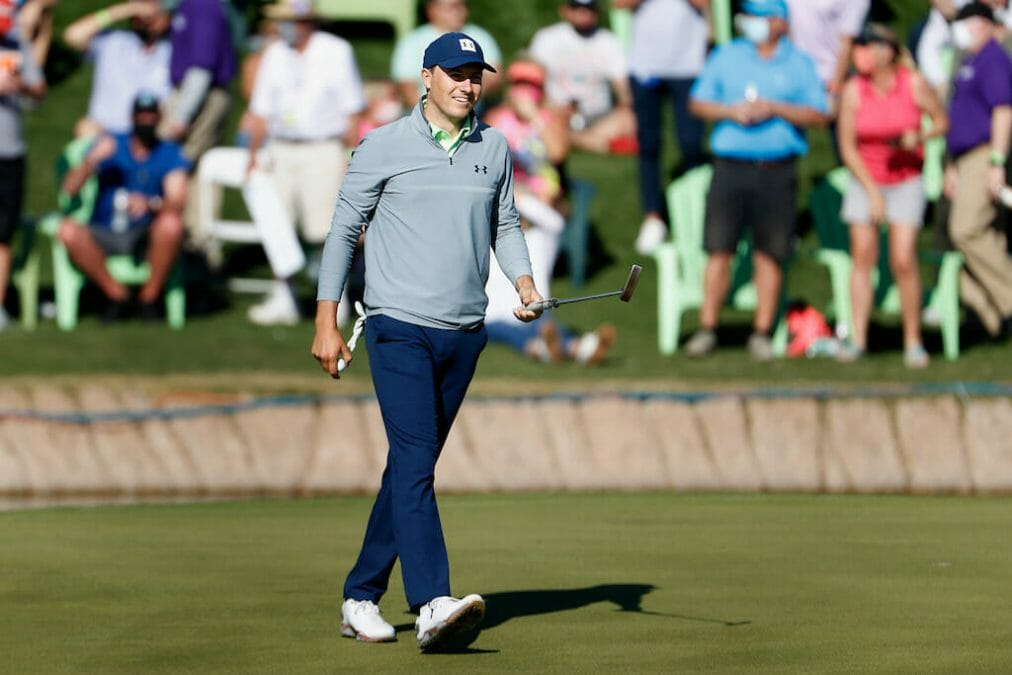 Televised golf providing much needed tonic in frustrating times