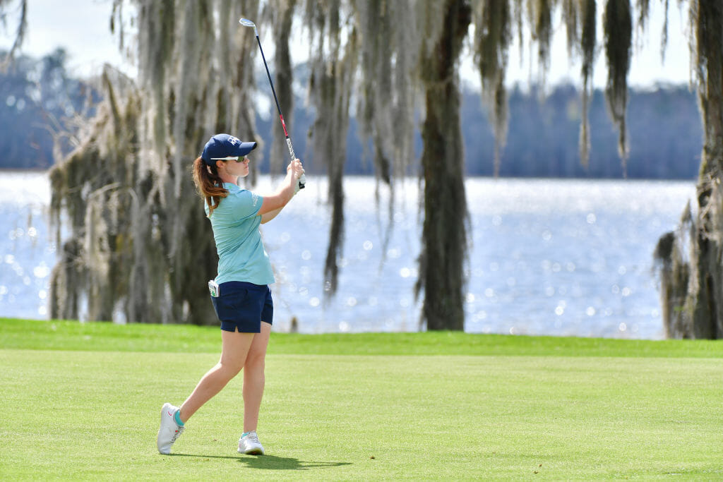 The LPGA'sstruggle to emerge from the big boys' shadow