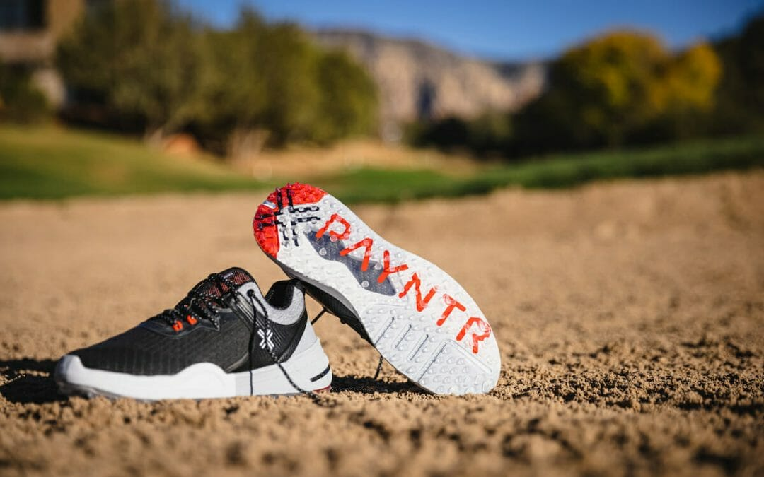 Payntr Golf makes its debut with the launch of its new performance footwear