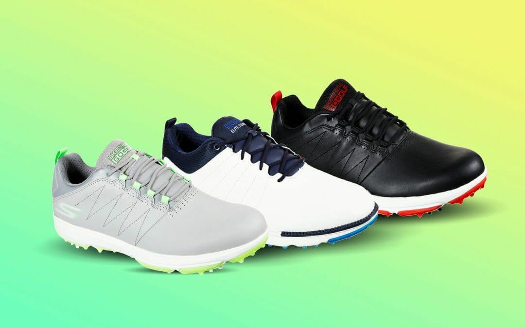 Skechers launch its 2021 men's performance footwear range