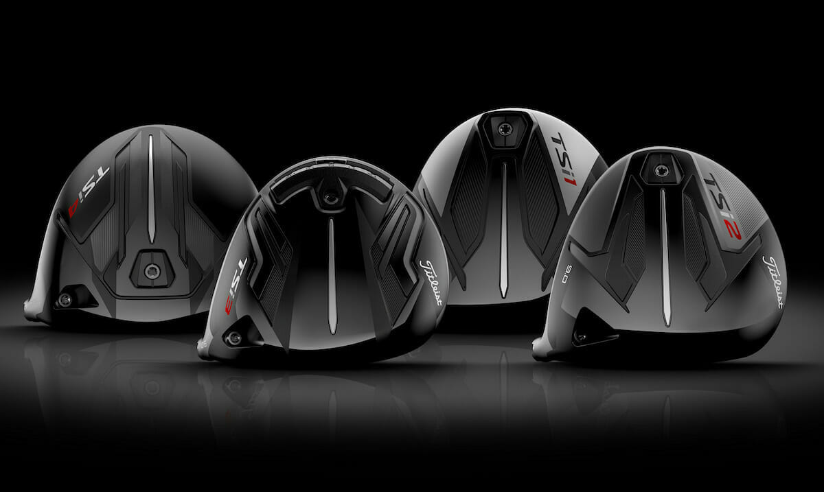 Titleist complete TSi Driver line-up with TSi1 and TSi4