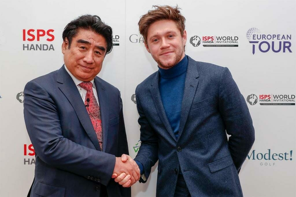 Horan headlines star names set for ISPS HANDA World Invitational Pro-ams