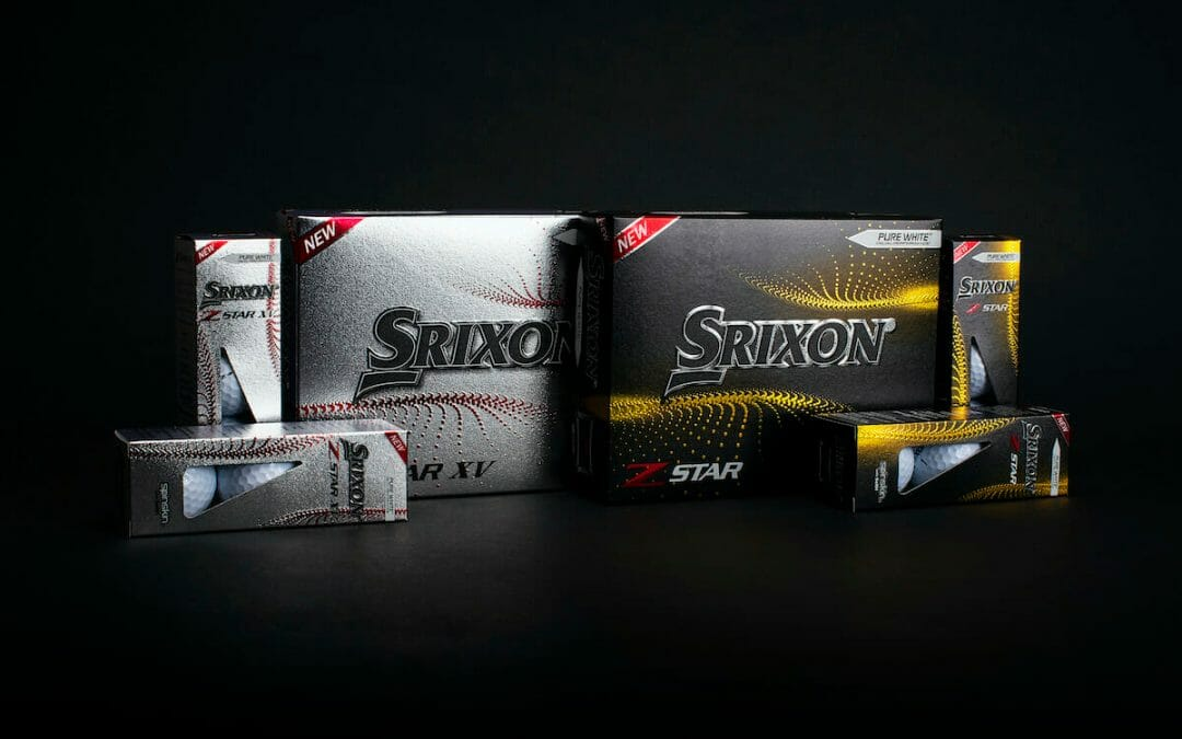 Srixon launch the seventh generation of their Z-STAR golf ball series