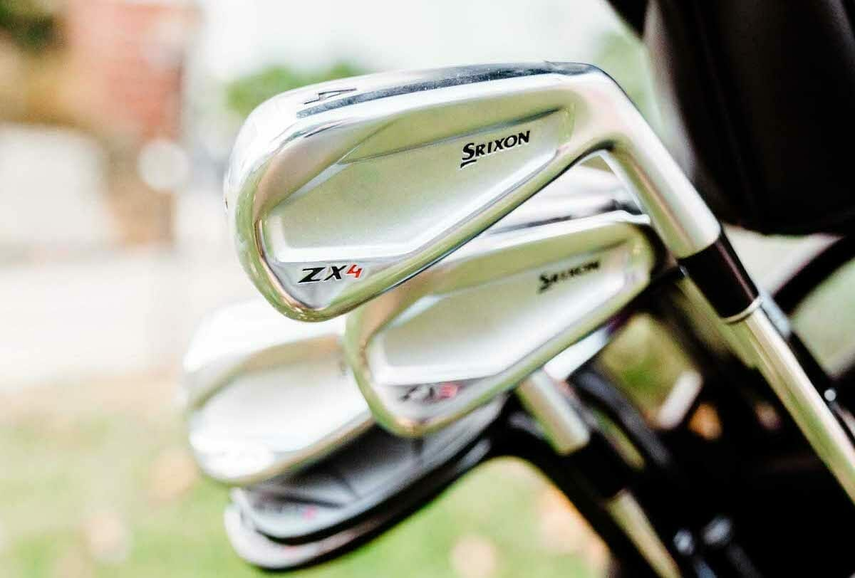 Srixon introduce ZX4, their most forgiving iron set to date