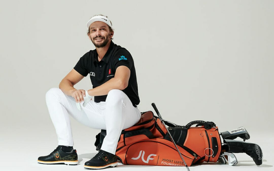 Joost Luiten creates his own performance tour shoe with Duca del Cosma