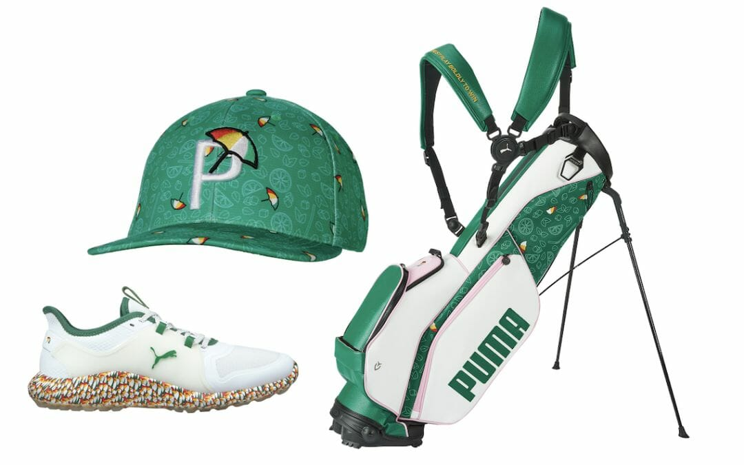 Puma Golf honor the King at the Arnold Palmer Invitational with limited edition gear