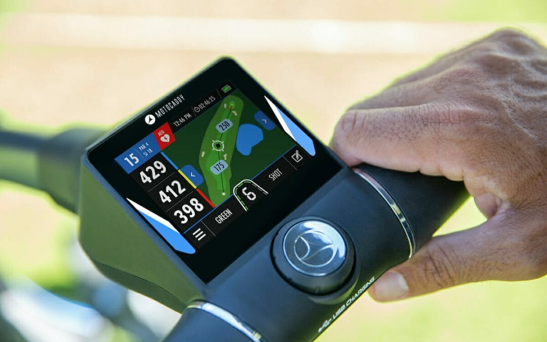 Motocaddy extends its GPS range and is set to include cellular connectivity in 2021