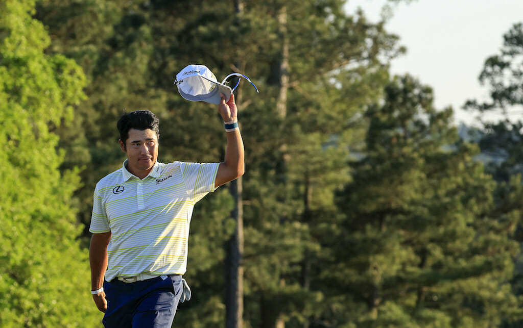 Matsuyama's Covid-related Open Championship withdrawal a big blow to organisers