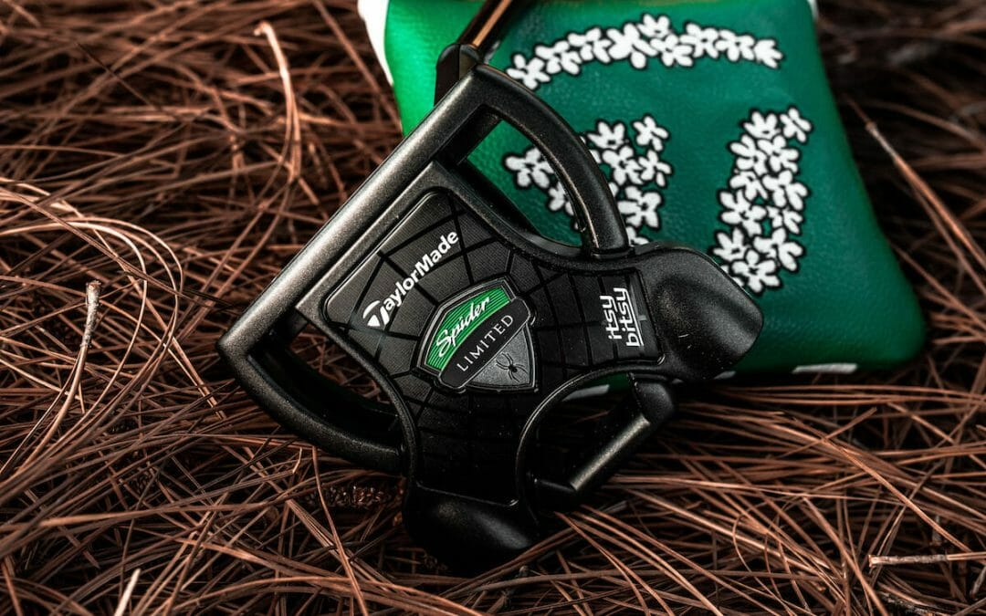 TaylorMade announces Dustin Johnson Spider Limited commemorative edition ahead of the season's first major