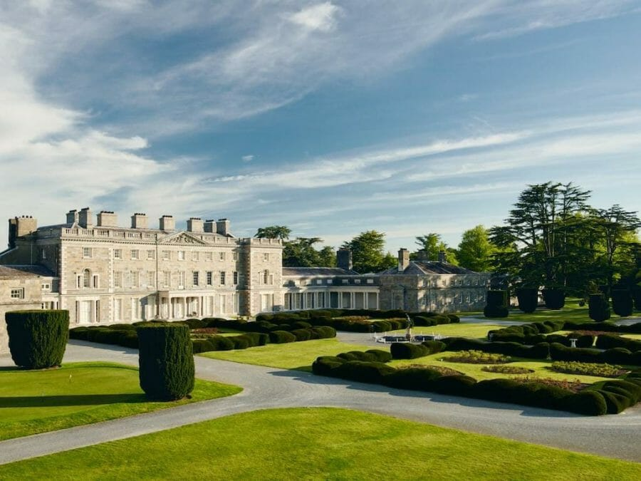 Marshall leads by one as R&A Student Series rolls into Carton House