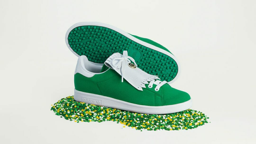 Court Meets Course with Limited Edition Adidas Stan Smith Golf