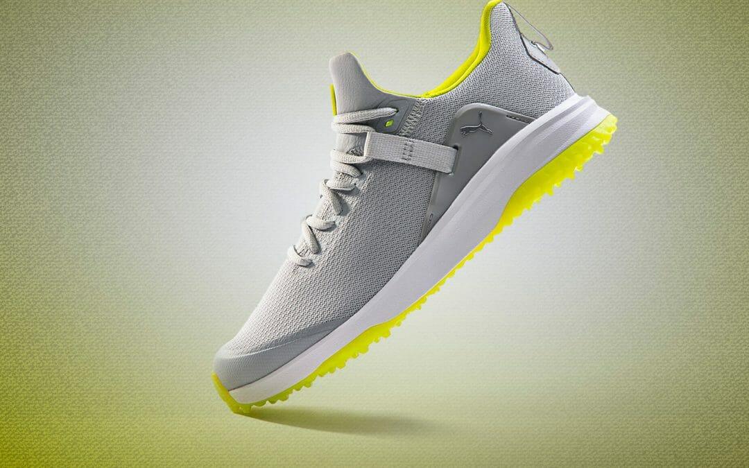 PUMA Golf launch Fusion EVO golf shoe