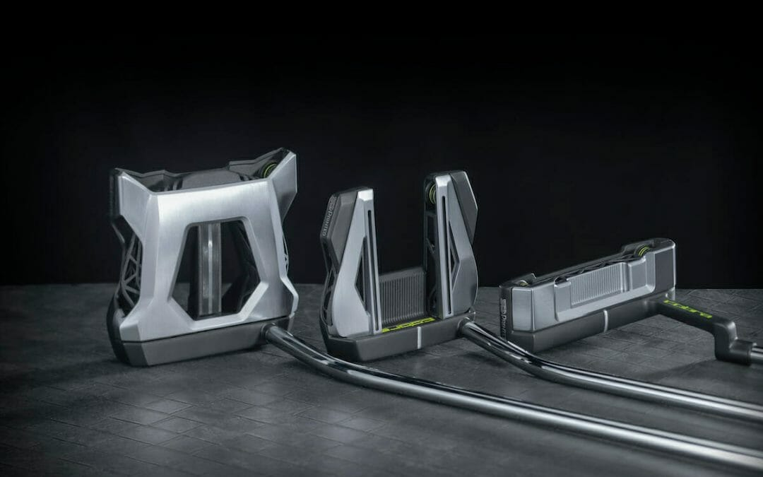 COBRA Golf introduce the first complete line of 3D printed multi-material putters